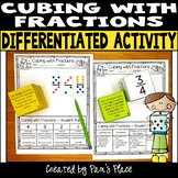 Fractions Activity | Cubing with Fractions