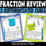 Fractions: Cubing Activities