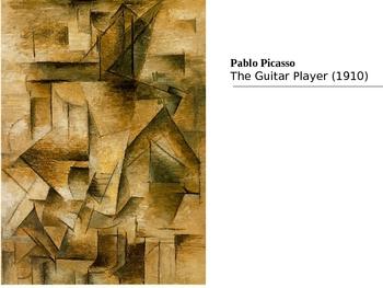 Cubism Art Project PowerPoint