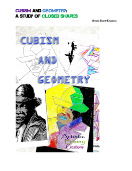 Cubism & Geometry: The study of shapes with art!