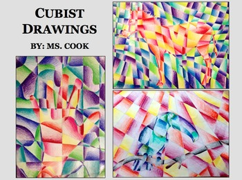 Cubist Drawings