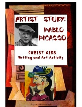 Cubist Kids:  ELA and Art Activity Inspired by Pablo Picasso