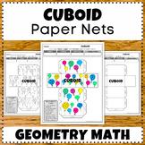 Cuboid 3D Shapes