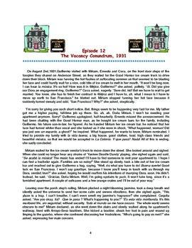 Cuca's Conundrum Episode Twelve: Cuca's Carrousel Ride