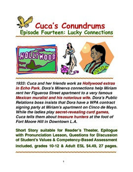 Cuca's Conundrums Episode Fourteen: Lucky Connections