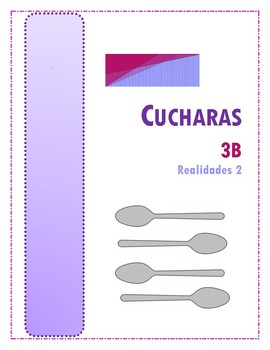 Cucharas (Realidades 2 - 3B)