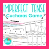 Imperfect Tense Cucharas Game | Spanish Spoons Game