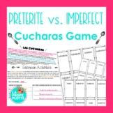 Preterite vs Imperfect Cucharas Game | Spanish Spoons Game