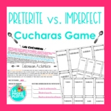 Cucharas Game for Preterite vs. Imperfect | Spanish Spoons Game
