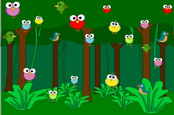 Cuckoo in the Woods from Carnival of the Animals Listening Activities