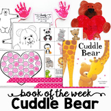 Cuddle Bear {Picture Book Study}