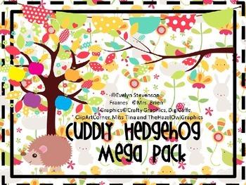 Cuddly Hedgehog Mega Bundle