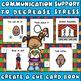 Cue Cards MEGA set (large):Visual Behavior Tool Book (Autism, Aspergers)
