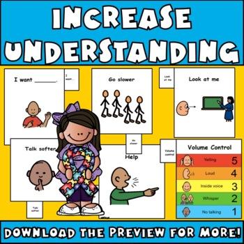 Cue Cards MEGA set (small):Visual Behavior Necklace Book (Autism, Aspergers)