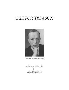 Cue For Treason Crossword