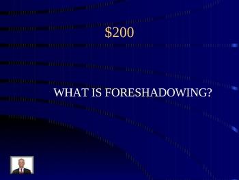 Cue for Treason Powerpoint Jeopardy