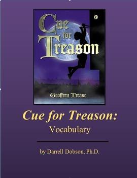 Cue for Treason Vocabulary
