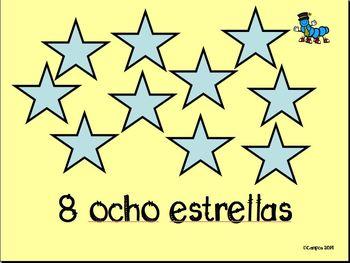 Cuenta las Figuras Geométricas en Español-PP