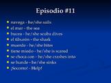 Cuéntame Episodio #11 Vocabulary
