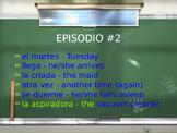 Cuéntame Episodio #2 Vocabulary