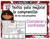 Cuentitos  para la comprensión de los más pequeños - Comparar y contrastar