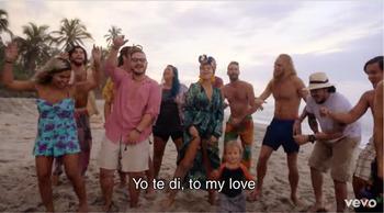 Cuento/Canción de la Semana: To' My Love