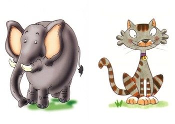 """Cuento Musical """"Animales amigos"""" - Musical short story """"Friends Animals"""""""