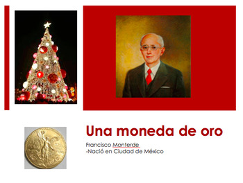 Cuento de Navidad. Una Moneda de Oro