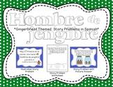 Ejercicios Matemáticos-Spanish Gingerbread Themed Math Story Problems