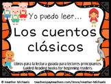 Cuentos clasicos para la lectura guiada / Spanish Guided R