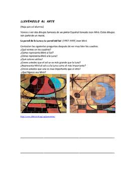 Cuentos de la Biblia a Través del Arte. La creación.