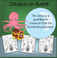 Cuerpo / Body Spanish Vocabulary Game ~ Octopus On Guard