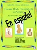 Cuerpo Humano simplificado en para estudiantes de ed. espe
