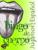 Bingo de cuerpo (Body Bingo in Spanish)
