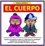 Cuerpo Thematic Unit in Spanish