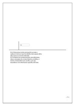 Cuestionario: CommonCore RI.4.2 y RI.4.3 - A Spanish Quiz