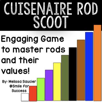 Cuisenaire Rod SCOOT!