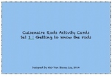 Cuisenaire Rods Activity Task Cards_Set 1