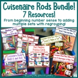 Making Mathematicians with Cuisenaire Rods Big Bundle 6 Re