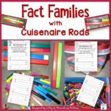 Building Fact Families With Cuisenaire Rods