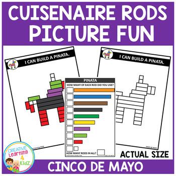 Cuisenaire Rods Picture Fun: Cinco De Mayo
