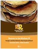 Culinary Arts - Food Science - Reason in the Kitchen IV