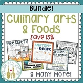 Culinary Arts & Foods Bundle