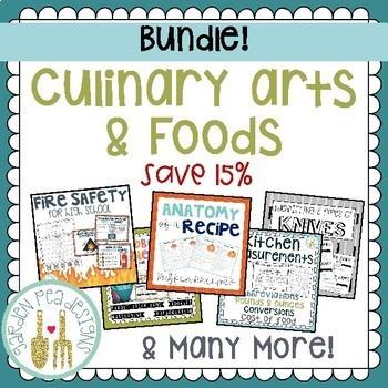 Culinary Arts & Foods Bundle