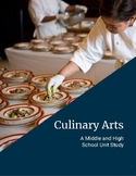 Culinary Arts Unit Study