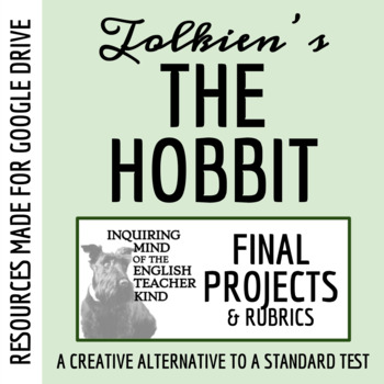 The Hobbit Post-Reading Project