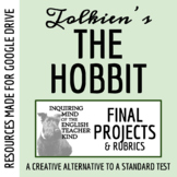 The Hobbit - Culminating Projects & Rubrics for Evaluation