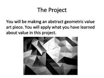 Culminating Value Task