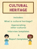 Cultural Heritage and Appreciation packet