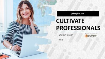 Cultivate Professionals lvl 8 (Distance Learning)